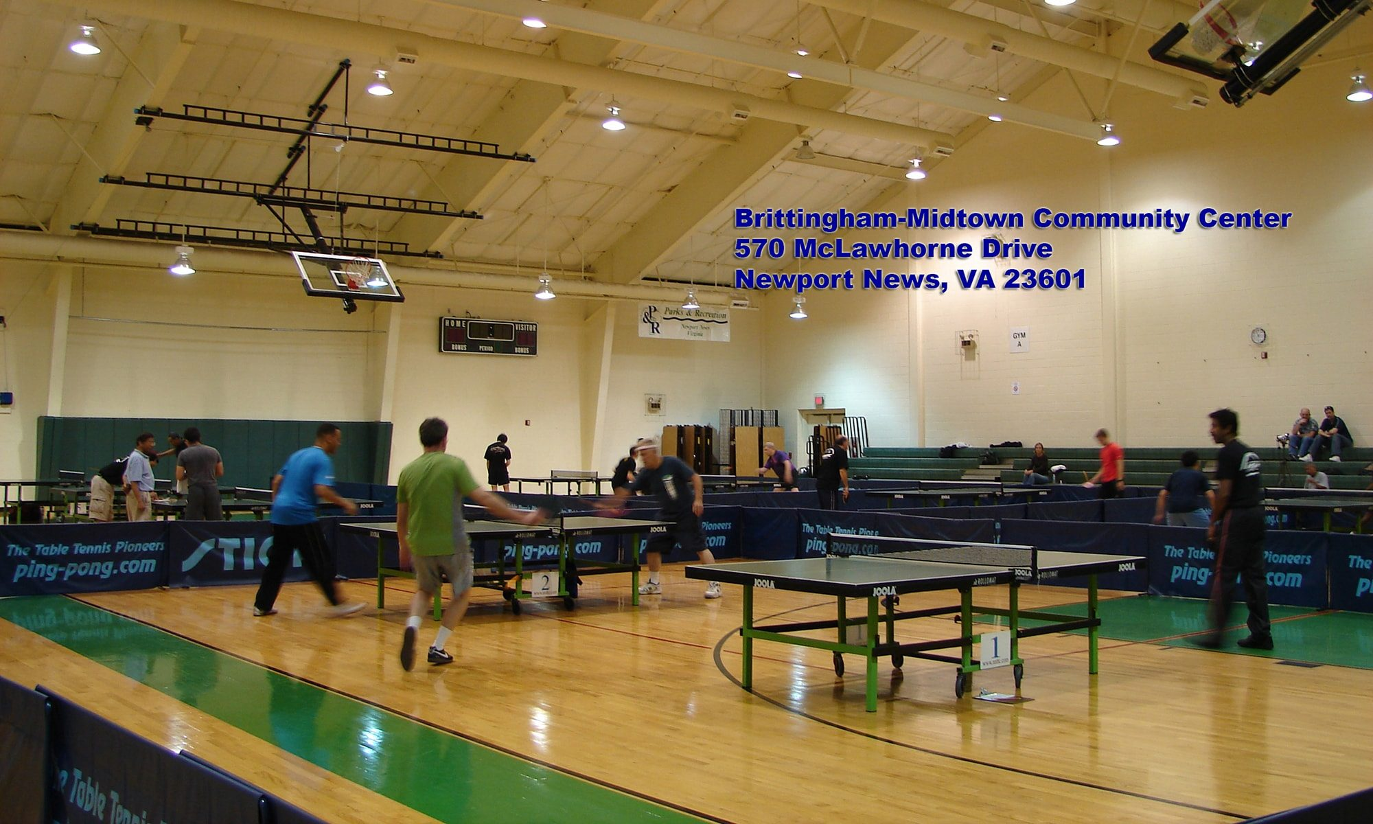 Newport News Table Tennis Club